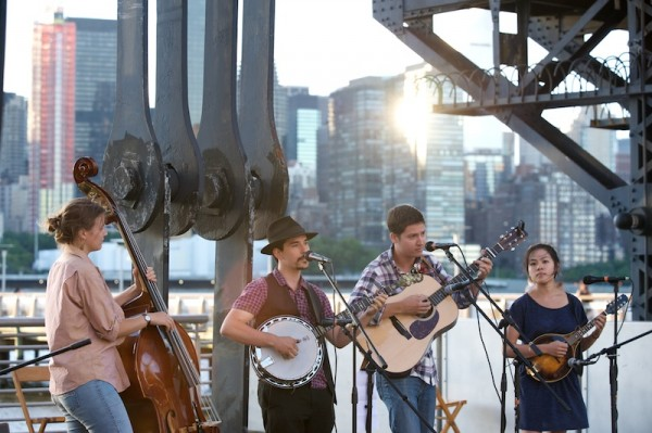 LIC Concerts Music Series Kicks Off 8/17