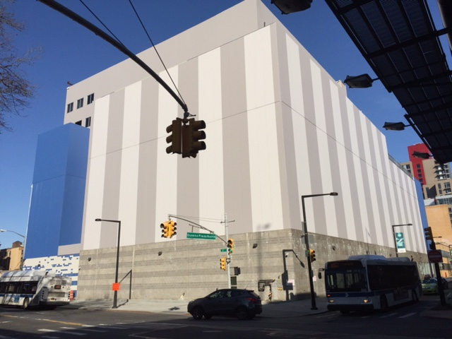 Facade Work Complete At Uovo Art Storage At 41 54 22nd