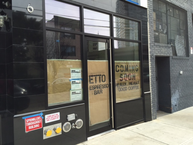 Etto Espresso Bar at 42-77 Hunter Street